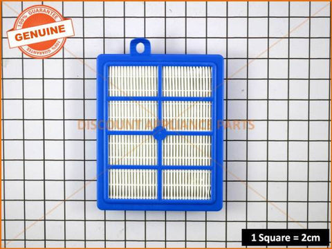 ELECTROLUX VACUUM WASHABLE HEPA FILTER PART # EFH12W