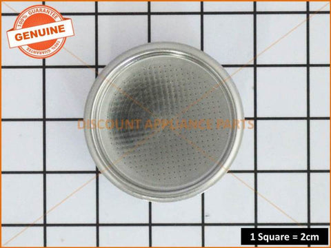 SUNBEAM COFFEE MAKER ONE CUP FILTER PART # EM28008