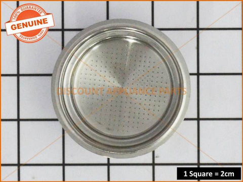 SUNBEAM COFFEE MAKER ONE CUP FILTER PART # EM58103