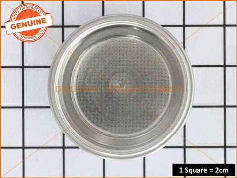 SUNBEAM COFFEE MACHINE DUAL FLOOR 2 CUP FILTER PART # EM6910102