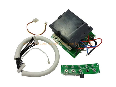 SUNBEAM COFFEE MACHINE PCB & WIRING PART # EM6910114