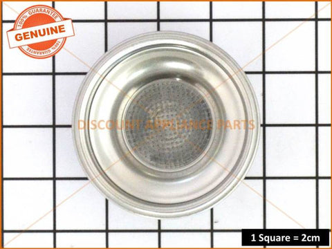 SUNBEAM COFFEE MAKER SINGLE CUP FILTER PART # EM69107