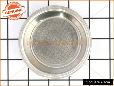 SUNBEAM COFFEE MAKER TWO CUP FILTER PART # EM69108
