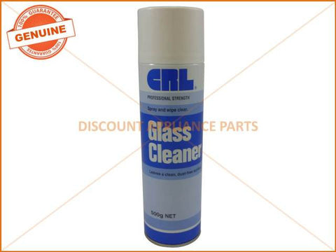 CRL GLASS CLEANER PART # ES3453