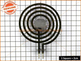 CHEF STOVE HOTPLATE ELEMENT PART # HP-04 ES4379