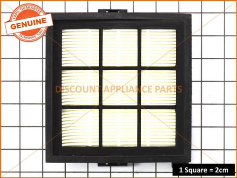 MENALUX VACUUM HEPA FILTER SET PART # F102