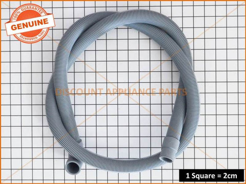 LG WASHING MACHINE DRAIN HOSE PART # HC046