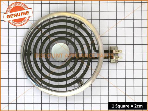 WESTINGHOUSE COOK TOP ELEMENT WITH TRIM PART # HP-01T