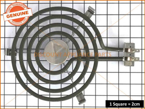 WESTINGHOUSE SIMPSON COOK TOP HOTPLATE ELEMENT 1800W LARGE HP-01 PART # 446176