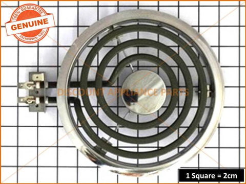 WESTINGHOUSE OVEN COOKTOP ELEMENT 1100W WITH TRIM PART # HP-02T