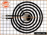 "CHEF SIMPSON COOKTOP 8"" ELEMENT 2100W PART # HP-06"