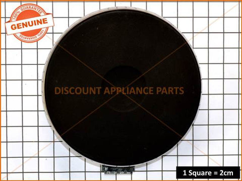 UNIVERSAL COOKTOP SOLID HOTPLATE ELEMENT PART # HP-180-4