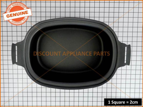 SUNBEAM SLOW COOKER COOKING PAN PART # HP855503