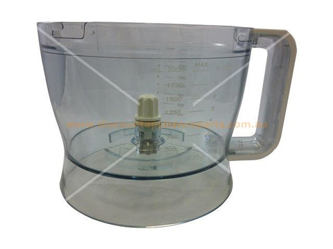 SUNBEAM FOOD PROCESSOR BOWL PART # LC76102