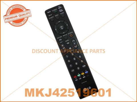 LG TV REMOTE CONTROL PART # MKJ42519601 # MKJ42519619 # MKJ42519615 # AKB74115502