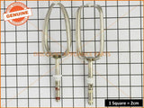 NLA SUNBEAM MIXER BEATER SET PART # MX88103