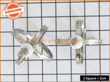 SUNBEAM MIXER BEATER SET PART # MX88103