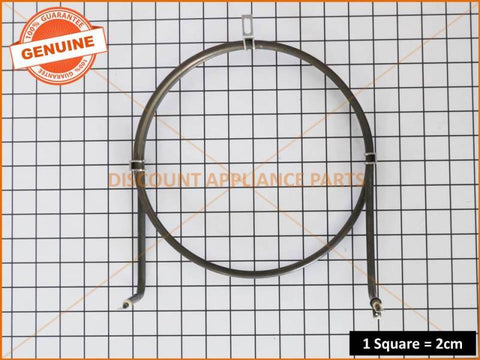 WESTINGHOUSE SIMPSON ELECTROLUX OVEN FAN ELEMENT 2200W PART # NZ70178