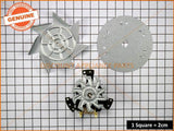 CHEF SIMPSON WESTINGHOUSE OVEN FAN MOTOR PART # OFM-01