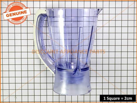 SUNBEAM BLENDER JUG PART # PB54103