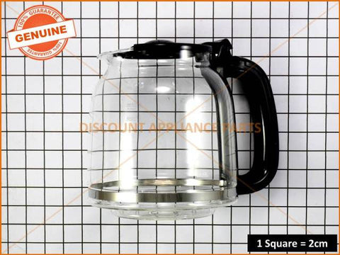 SUNBEAM COFFEE MACHINE CARAFE ASSEMBLY PART # PC79002