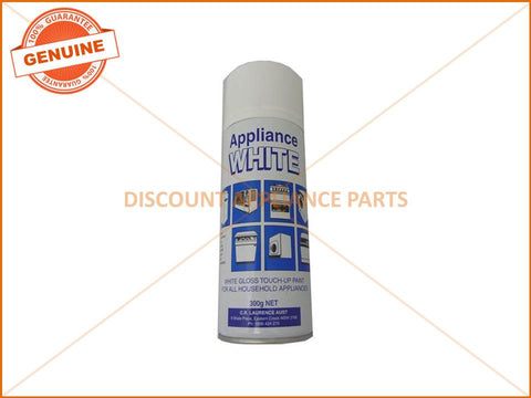PAINT APPLIANCE WHITE 300G AER PART # T022