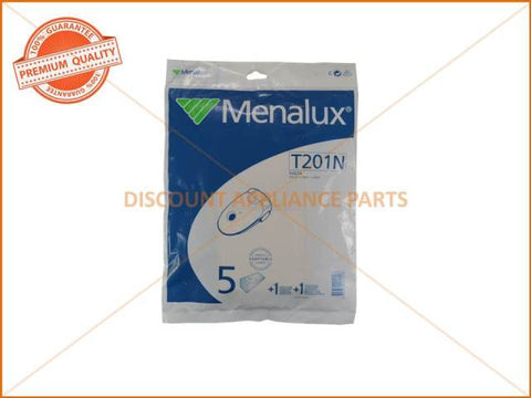 MENALUX VACUUM BAG (PACK OF 5) PART # T201N