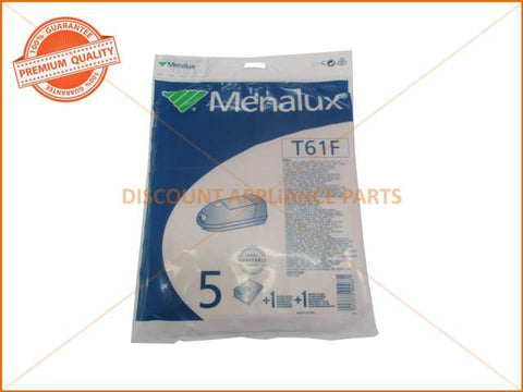 MENALUX VACUUM BAGS SUITS MIELE PART # T61F