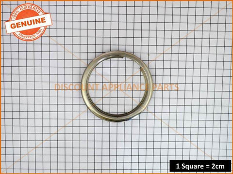 "CHEF SIMPSON WESTINGHOUSE COOK TOP TRIM RING 6"" PART # TR-07"