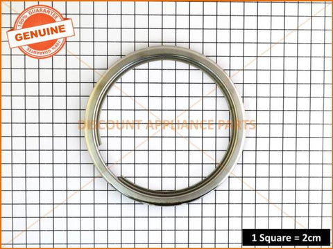 "CHEF SIMPSON WESTINGHOUSE COOK TOP TRIM RING 8"" PART # TR-08"