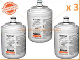 3 x MAYTAG WHIRLPOOL REFRIGERATOR WATER FILTER PART # UKF7003AXX