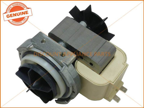 UNIVERSAL WASHING MACHINE PUMP ELECTRIC UNI 3 ADAPTORS PART # UNI011