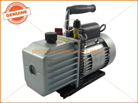 REFRIGERATION AIRCONDITIONING 2 STAGES VACUUM PUMP PART # VE-245