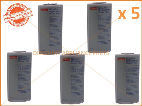 5 x SUNBEAM WATER FILTER PART # WF0700