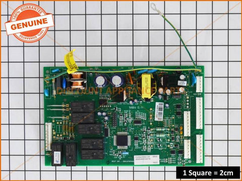 GE REFRIGERATOR MAIN ASSEMBLY BOARD PART # WR55X26733