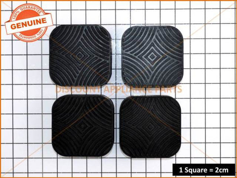 DERENS ANTI-VIBRATION PADS PART # WX17X10001