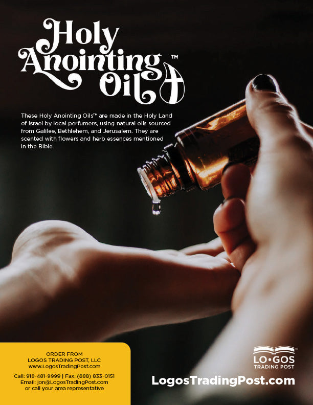 Logos Trading Post Holy Anointing Oil Catalog 2021 PDF