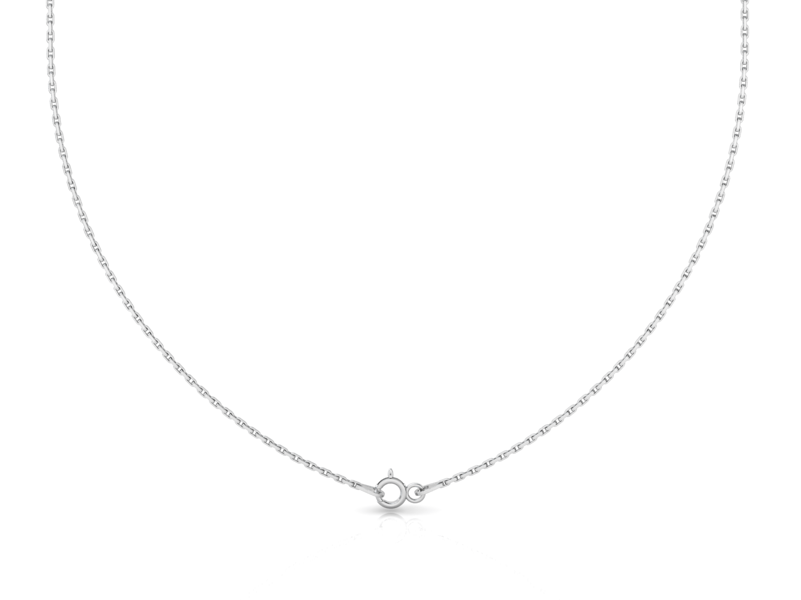 Sterling Silver Chain - Cable Heavy (1.75mm)