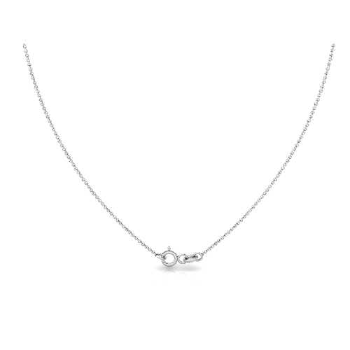 "Rolo (1.5mm) Sterling Silver Chain, 18"", 20"", 24"", 30"""