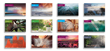 Pass Along Scripture Card Variety Pack of 60 - Logos Trading Post, Christian Gift