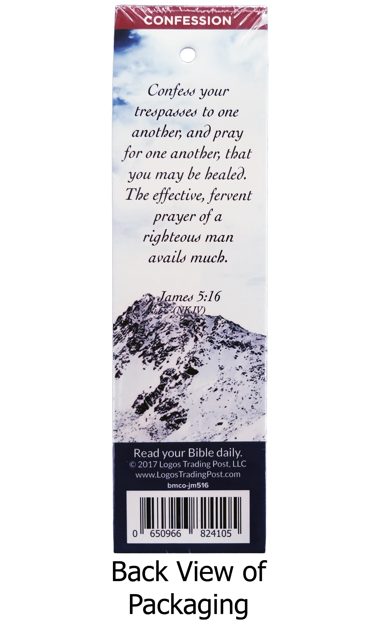 Pray for One Another Bookmarks, Pack of 25 - Logos Trading Post, Christian Gift