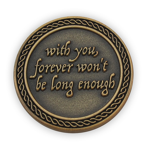 "Back: ""with you, forever won't be long enough"""