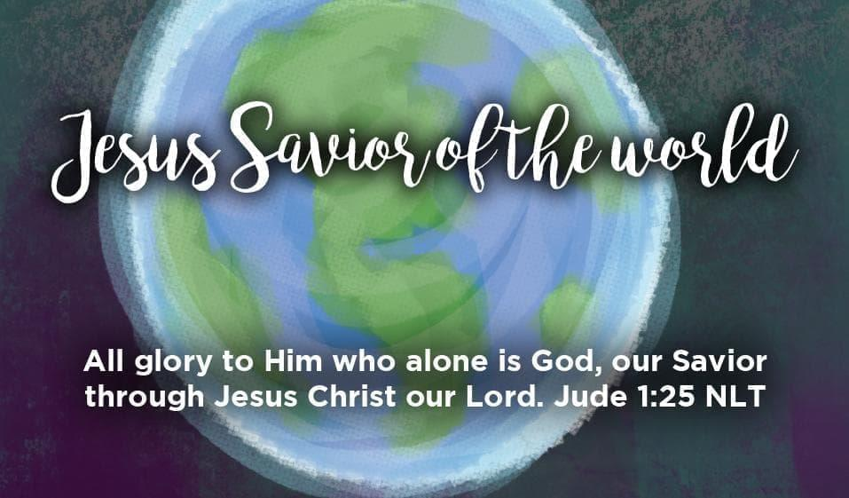 Children's Pass Along Scripture Cards - Jesus, Savior of the World, Pack of 25 - Logos Trading Post, Christian Gift