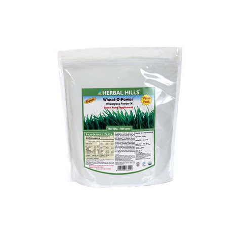 Wheat-O-Power 500 Gm (Value Pack) Powder