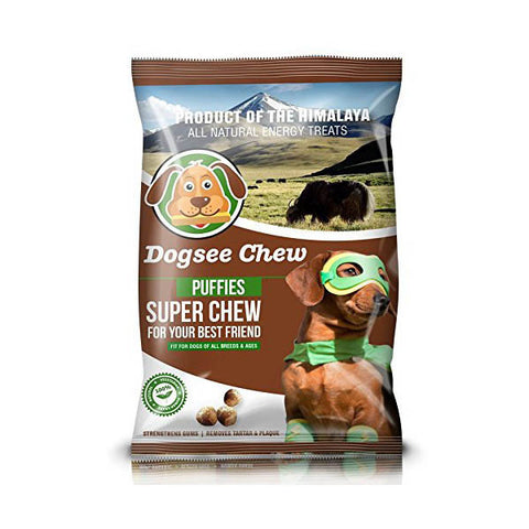 Dogseechew - Puffies 70gm