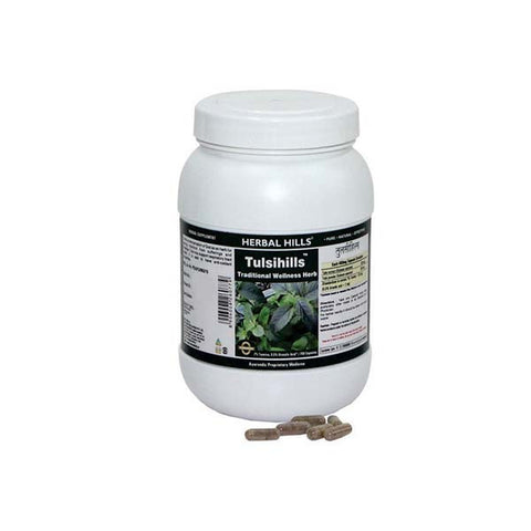 Tulsihills  - Value Pack 700 Capsule