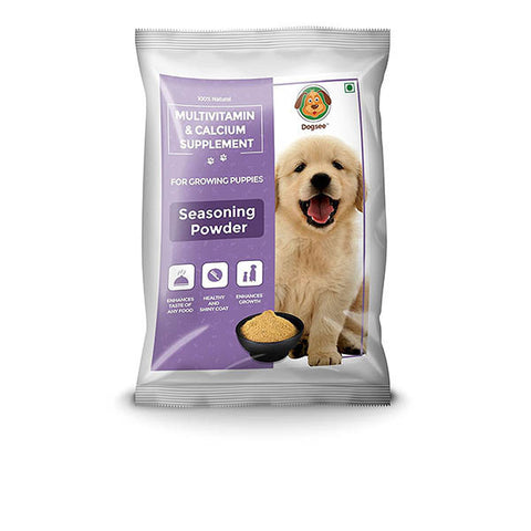Dogseechew - Seasoning Powder for Puppies 80gm