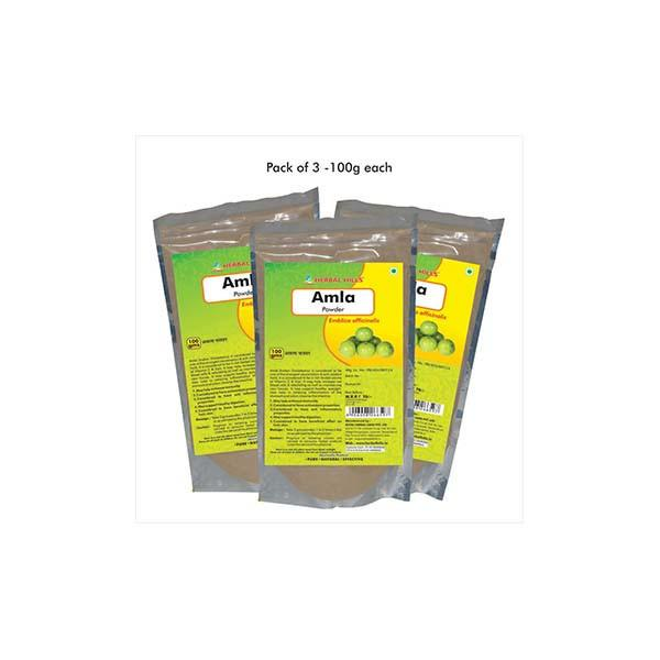 Amla Powder - 100 gms powder