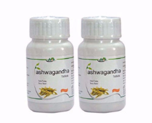 Ashwagandha 60 Tablets 850mg (Pack of 2) - MedPick