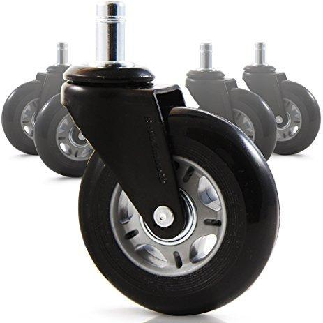 "5"" Wheel Set ( 2 wheels having  Breakable )"